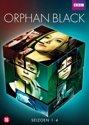 Orphan Black Seizoen 1 - 4