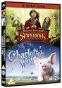Spiderwick Chronicles/Charlotte'S Web