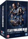 Fear The Walking Dead - Seizoen 1 t/m 4 (Import)