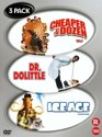 Cheaper by the Dozen / Dr.Dolittle / Ice Age