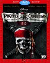 Pirates Of The Caribbean 4: On Stranger Tides (3D Blu-ray)