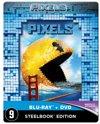 Pixels (Steelbook) (Blu-ray)
