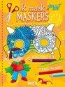 Afbeelding van het spelletje Ik maak maskers (oranje)