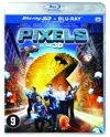 Pixels (3D Blu-ray)