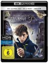 Fantastic Beasts and Where to Find Them (4K Ultra HD Blu-ray) (Import)