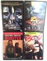 DVD Set - 4 Stuks - A sound of Thunder, 300, Monster, Nowhere to Hide