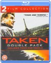 Taken / Taken 2 Double Pack (Import)[Blu-ray]