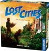 Afbeelding van het spelletje Lost Cities: The Board Game