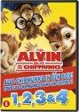 Alvin And The Chipmunks 1-4 - Box Set