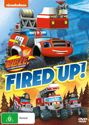 Blaze En De Monsterwielen - Fired Up!