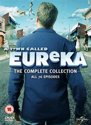 A Town Called Eureka Complete Collection (Import)