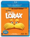 Dr. Seuss' De Lorax En Het Verdwenen Bos (Blu-ray + Dvd Combopack)