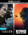 Kong + Tarzan (4K Ultra HD Blu-ray)