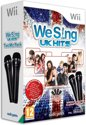 We Sing: UK Hits + 2 Microphones