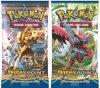 Afbeelding van het spelletje 2 pakjes Pokemon Kaarten Break Point Boosterbox
