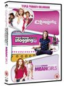 Clueless                             Angus Thongs and Perfect snogging                           Mean Girls