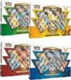 Afbeelding van het spelletje Pokemon Kaarten TCG 20th Anniversary Red & Blue Complete set van 4 boxen