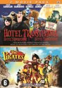 Hotel Transylvania / The Pirates! Band Of Misfits