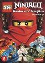 LEGO Ninjago : Masters Of Spinjitzu - Seizoen 1 t/m 4