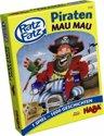 Afbeelding van het spelletje Kaartspel - Pats boem - Piratenpesten (Duitse verpakking met Nederlandse handleiding)
