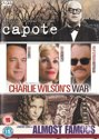 Capote + Charlie Wilson´s War +       Almost Famous