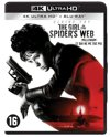 The Girl In The Spider's Web: A New Dragon Tattoo Story (4K Ultra HD Blu-ray)