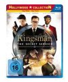 Kingsman: The Secret Service (Blu-ray) (Import)