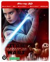 Star Wars Episode 8: The Last Jedi (3D Blu-ray) (Steelbook)