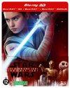 Star Wars Episode 8: The Last Jedi (3D Blu-ray) (Steelbook)