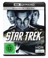 Star Trek (2009) (Ultra HD Blu-ray & Blu-ray)