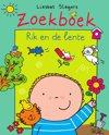 Lente - rik - zoekboek rik en de lente