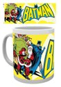 Dc Comics Xmas Batman Mok - Kerst - 300 ml