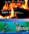 Cosy Fire/Deep Blue