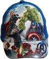 Cap avengers blauw maat 52