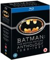 Batman: The Motion Picture Anthology 1989 - 1997 (Blu-ray) (Import)