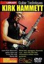 Kirk Hammett Guitar Techniques