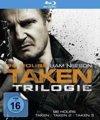 Taken 1-3 (Blu-ray)