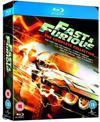 Fast & Furious 1-5 Film Box Set (Blu-ray)