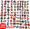 Stickers Superhelden 100 Stuks | Superheroes Sticker Mix Groot ST11