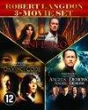 The Da Vinci Code / Angels & Demons / Inferno (Blu-ray)