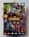 Avengers Infinity War - Poster 61 x 91.5 cm