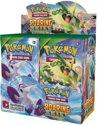 Afbeelding van het spelletje Pokemon kaarten booster display roaring skies (36 boosters)