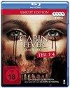 Cabin Fever Quadrologie (Blu-Ray)