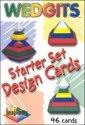 Afbeelding van het spelletje Wedgits - Starter set design cards