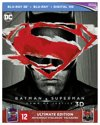 Batman v Superman : Dawn of Justice (3D Blu-ray) (Steelbook) (Limited Edition)