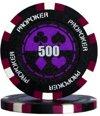 500 (paars)