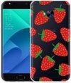 Asus Zenfone 4 Selfie Pro ZD552KL Hoesje Aardbei