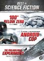 Best of Science Fiction Box (100° Below Zero/Android Cop/The Philadelphia Experiment)