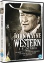 John Wayne Western Triple / The Man Who Shot Liberty Valance / The Sons Of Katie Elder / The Shootist (Import)