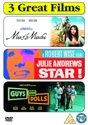 Man of La Mancha + Star + Guys & Dolls